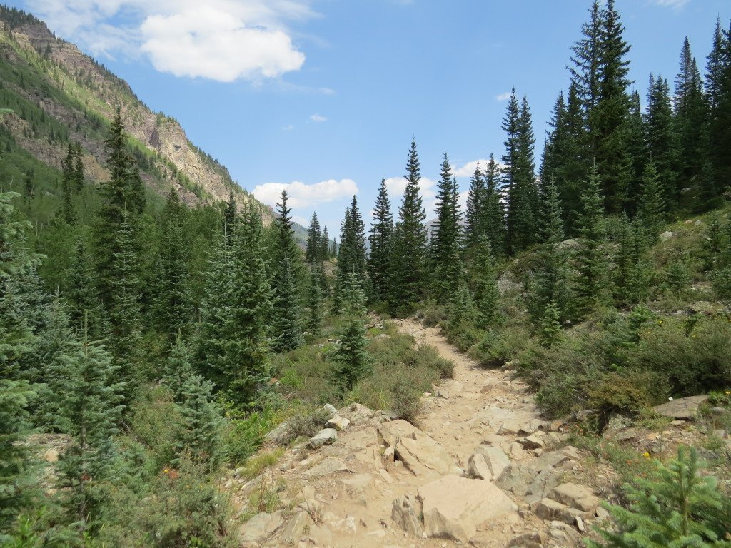 Crater Lake Trail
