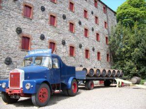 Jameson Whiskey, Midleton, Ireland
