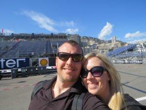 Monte Carlo, Monaco, Grand Prix