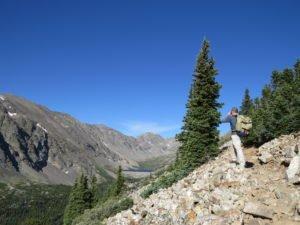 Quandary Peak, Colorado hiking, 14er