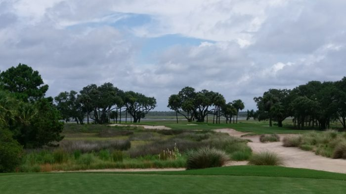 Kiawah Island Club River Course.