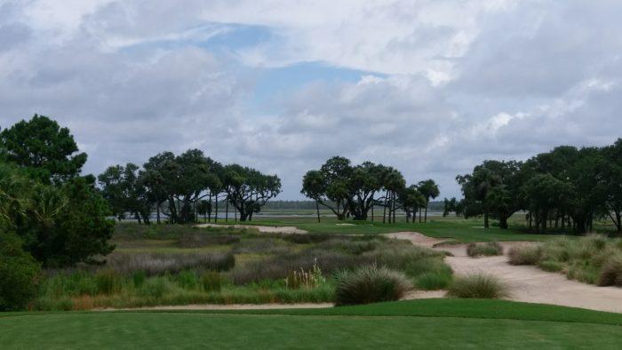 Kiawah Island Club River Course.