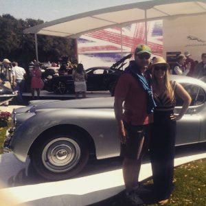 """Jaguar at Amelia Island Concours d""""Elegance"""