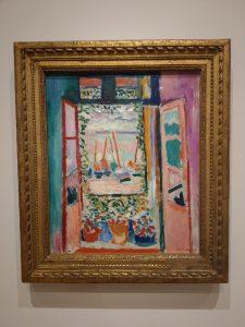 """Henri Matisse, """"Open Window, Colliure,"""" National Gallery of Art."""