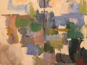 Detail of Cezanne at Phillips Collection
