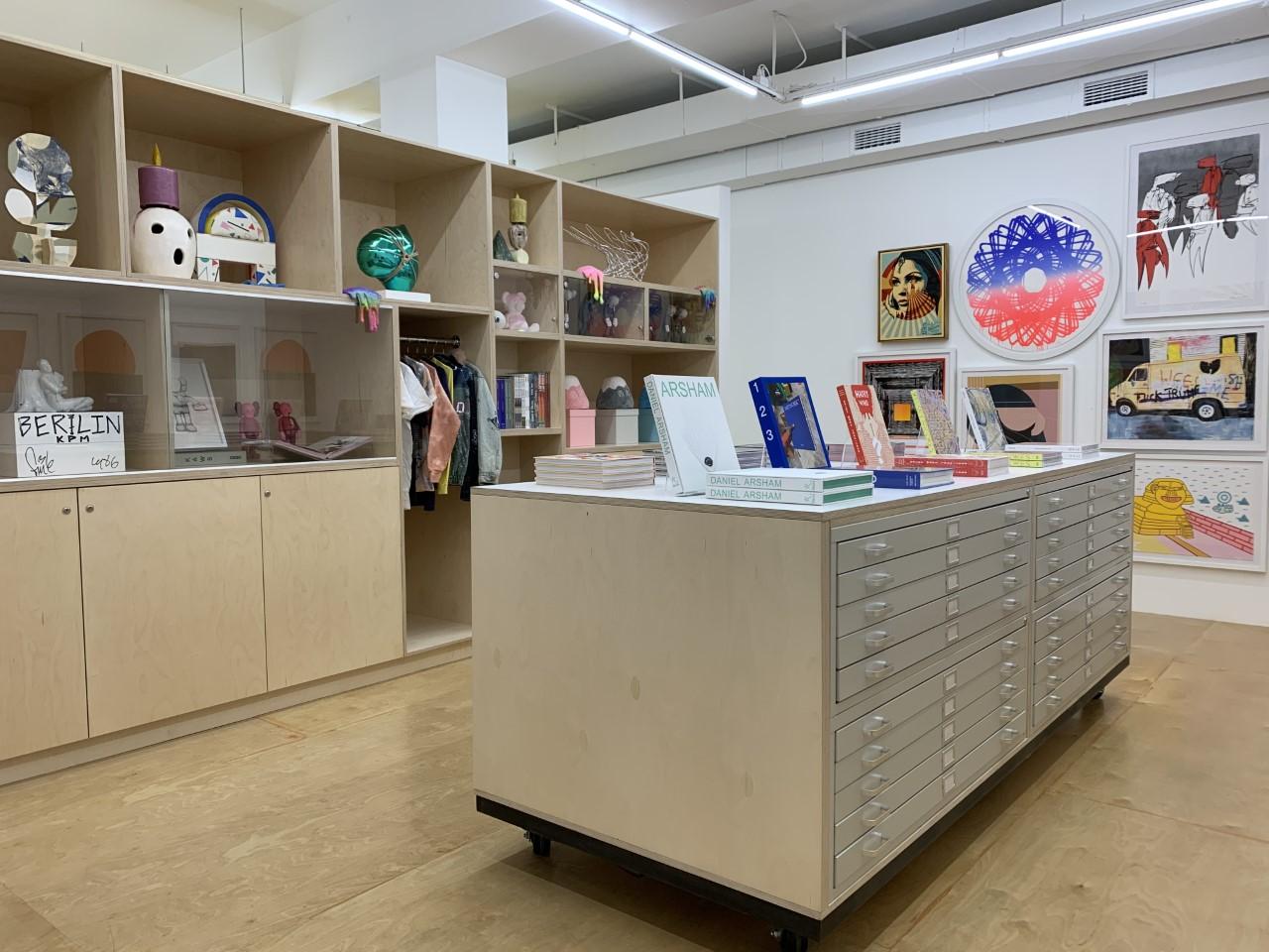Inside Louis Buhl & Co.'s new Detroit gallery