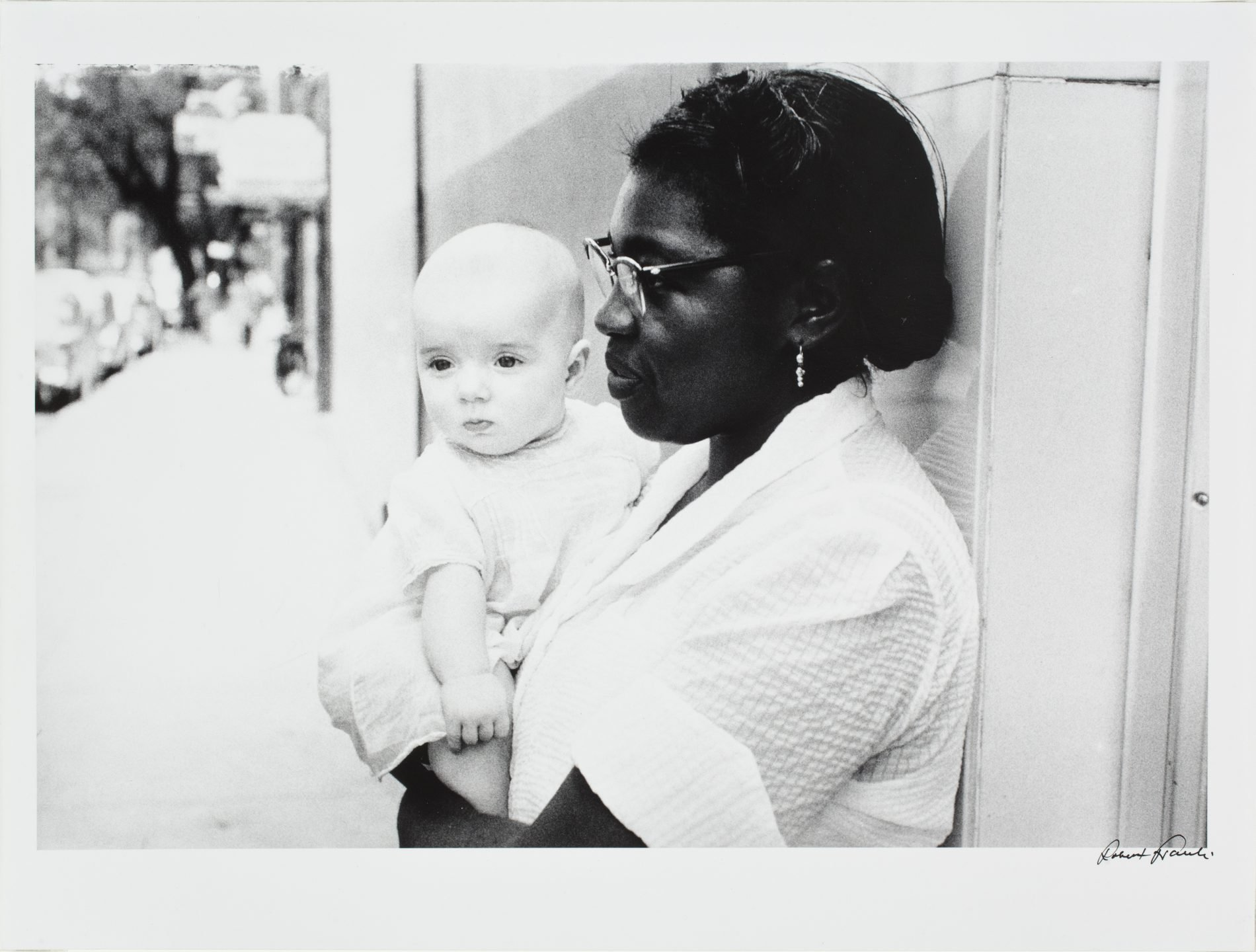 Robert Frank 'Charleston, South Carolina' from 'The Americans,' neg. 1955 – 56, print, 1989. Gelatin silver print. Museum purchase, 1989.77.13