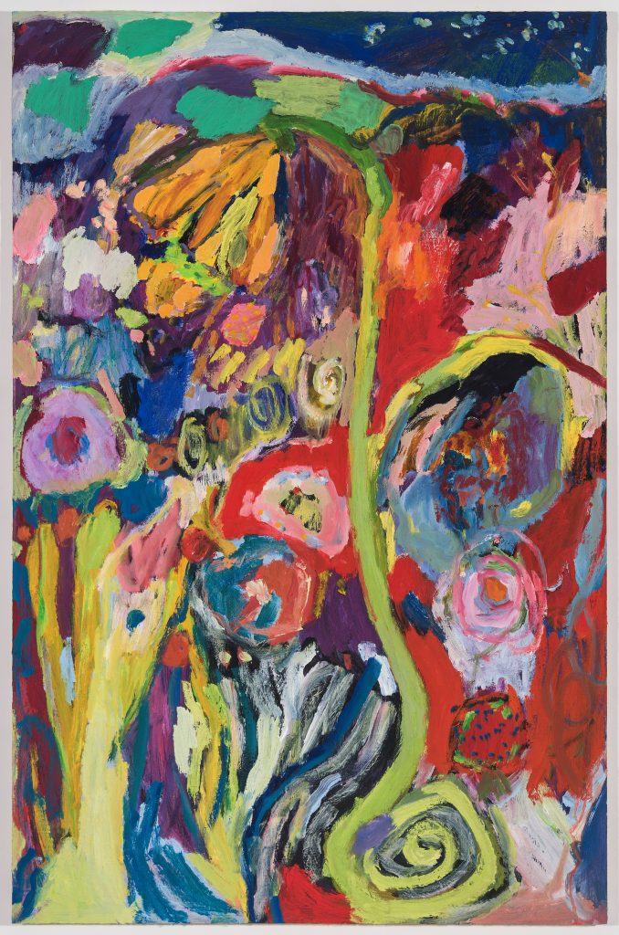 'Really Big Flower,' Adrianne Rubenstein