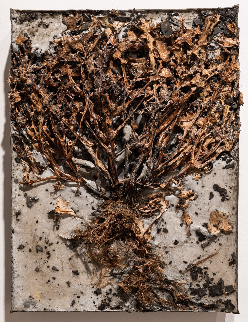 Aida Mahmudova, From Immortality Series, 2020, Mixed technique, 39 x 28 x 5 cm Courtesy the artist and Sapar Contemporary