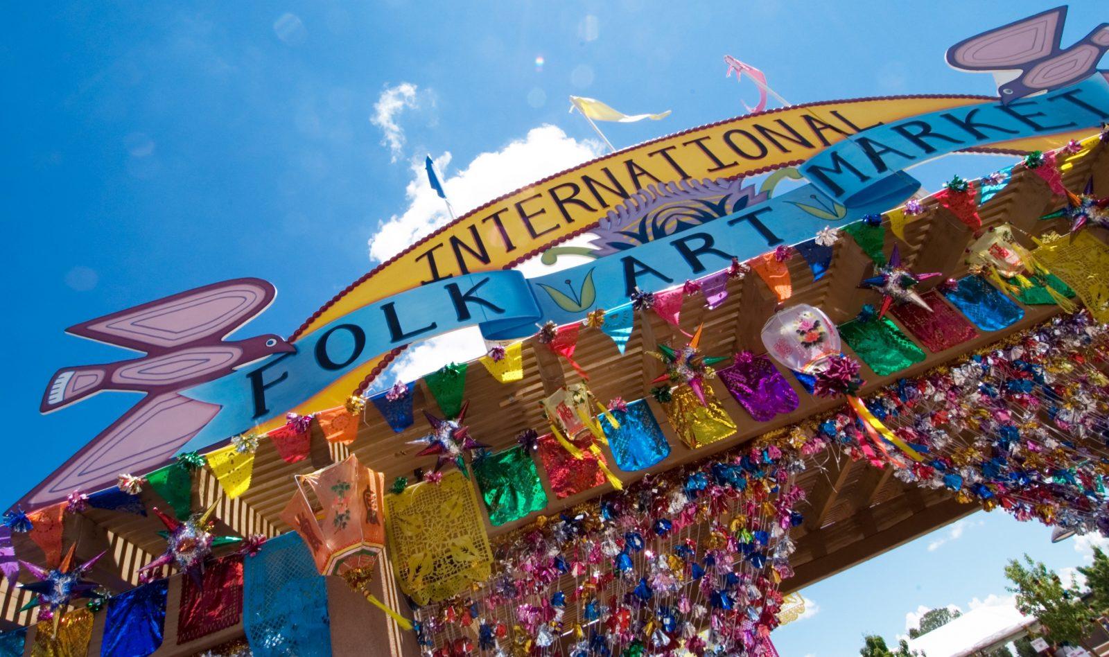 Image credit: Santa Fe International Folk Art Market