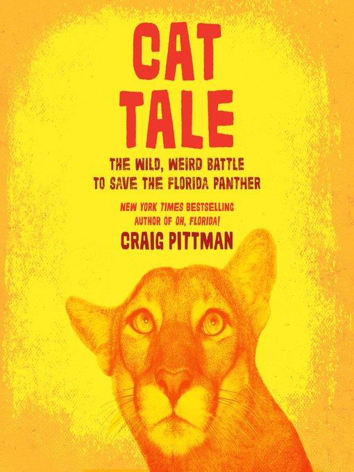 "Craig Pittman's ""Cat Tale"" book cover."