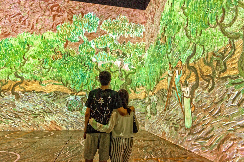 Immersive Van Gogh 2 - Courtesy of Immersive Van Gogh