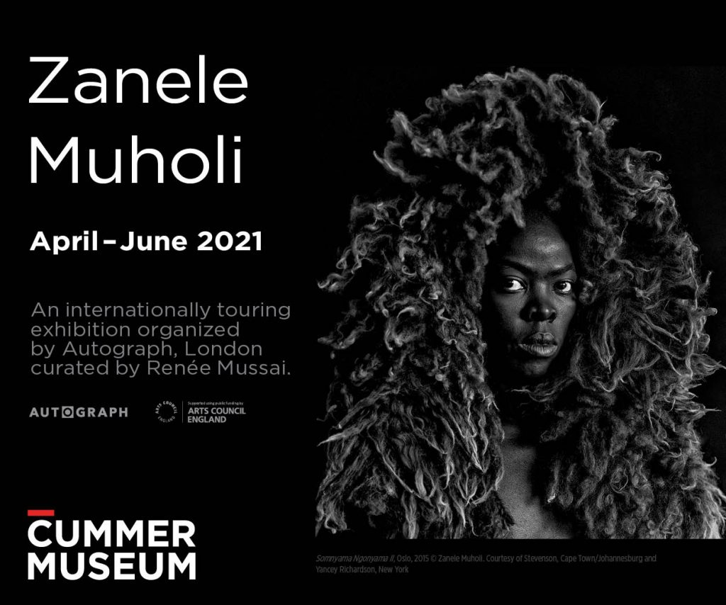Zanele Muholi Cummer Museum of Art and Gardens