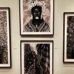 """Zanele Muholi: Somnyama Ngonyama, Hail the Dark Lioness."" Cummer Museum of Art and Gardens installation view."
