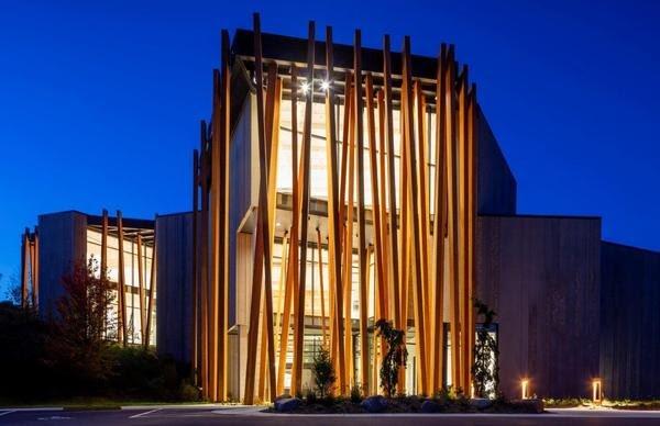 John Michael Kohler Art Center Art Preserve in Sheboygan, WI