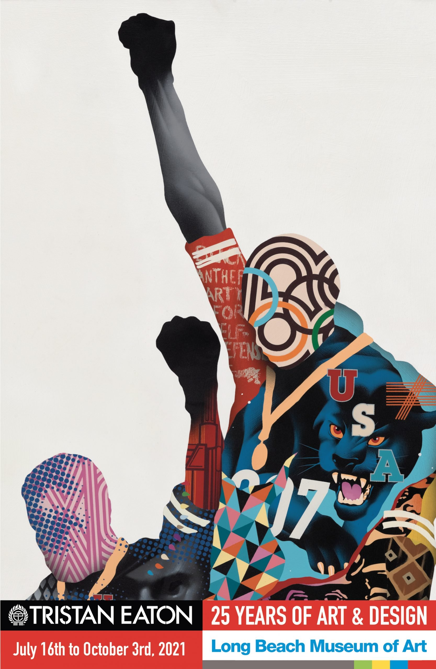 Tristan Eaton retrospective at Long Beach Museum of Art