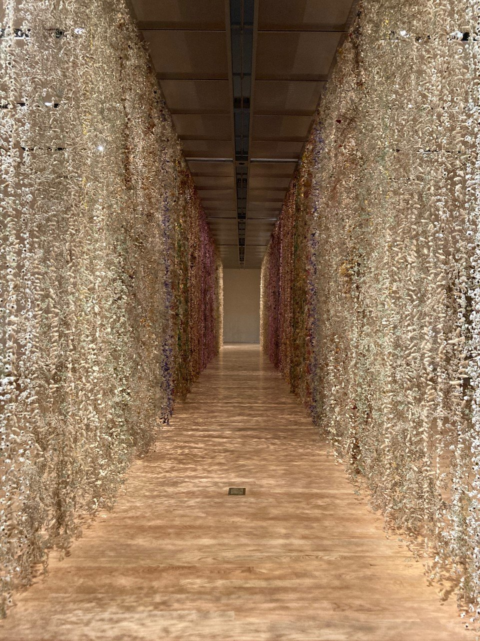 Rebecca Louise Law, The Journey, 2021, Cummer Museum of Art and Gardens