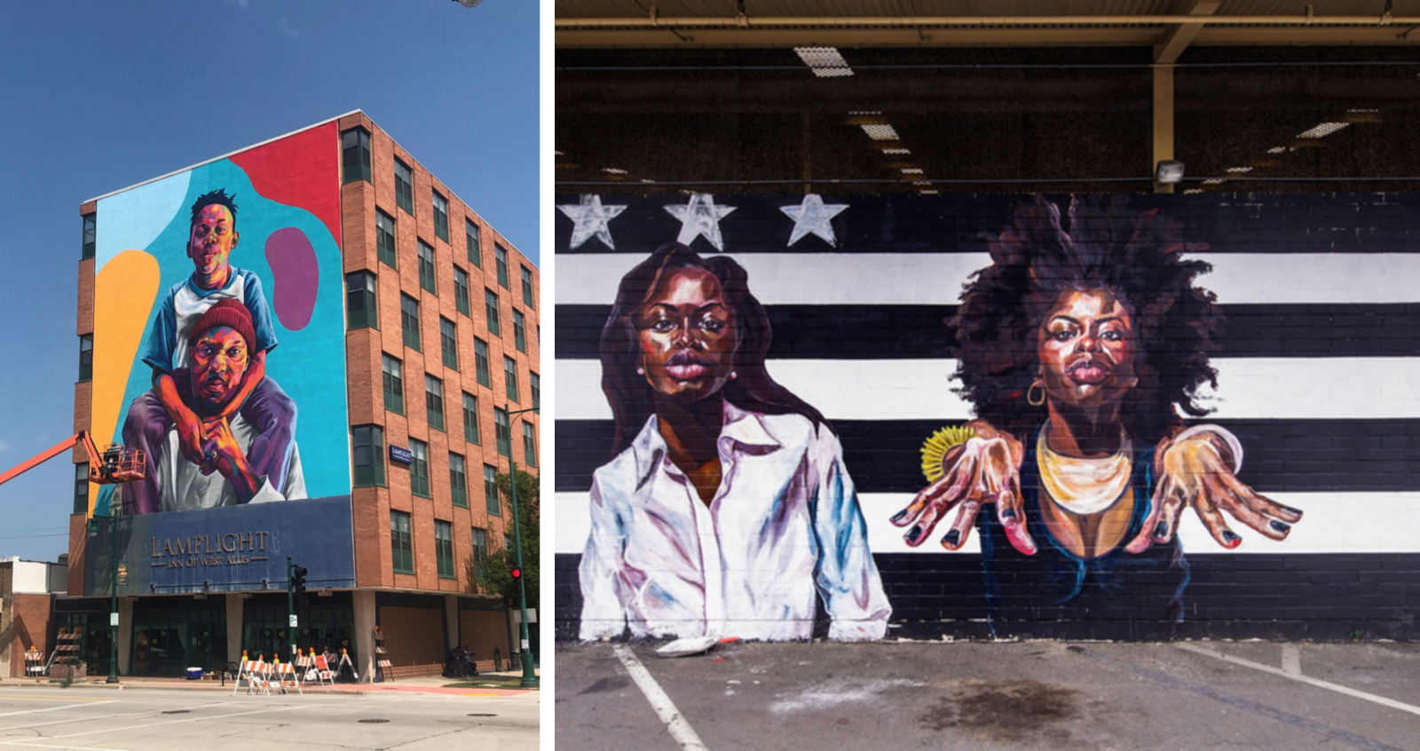 Image courtesy of BLKOUT Walls Mural Festival