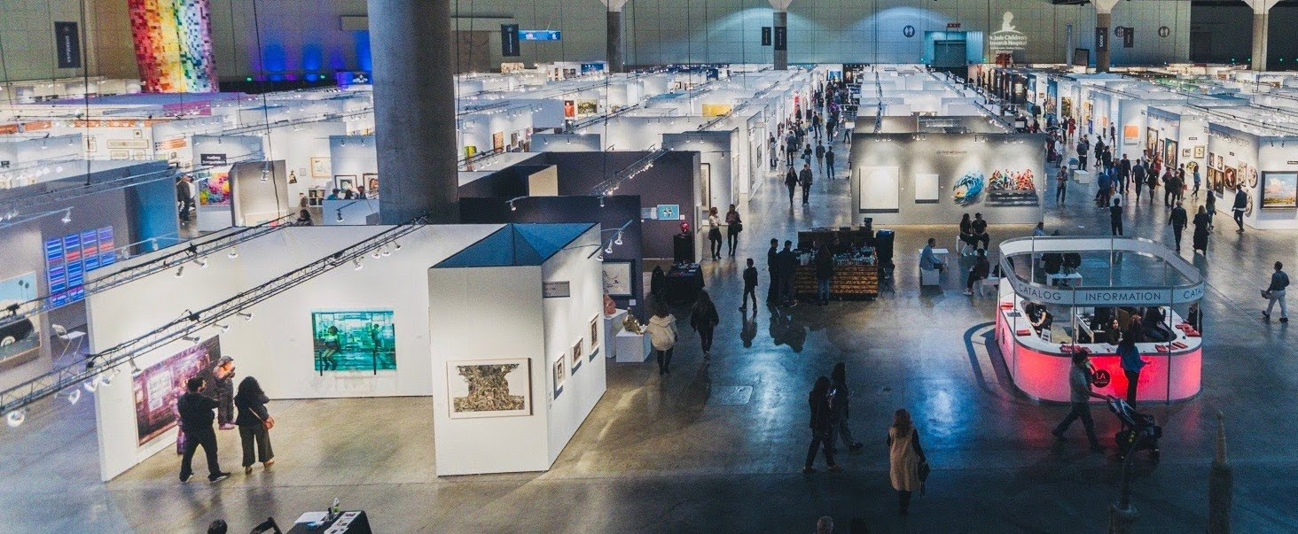 The LA Art Show 2021 officially kicks off the city's 2021 art season at theLos Angeles Convention Centeron July 29.