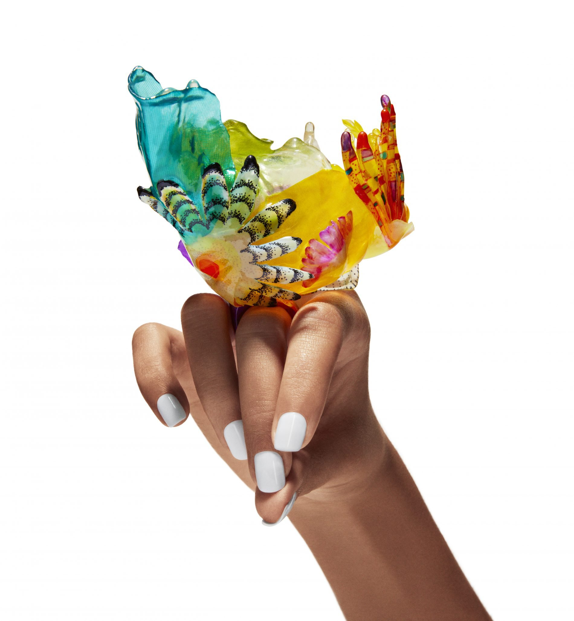 """SCAD Savannah – Fall 2021 – Exhibitions – Susan Grant Lewin Collection – Rings – Documentation – """"Riff on Rings"""" – Keys Hall – Photography Courtesy of SCAD"""