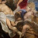 Peter Paul Rubens, The Lamentation of Christ, detail; Cummer Museum of Art and Gardens.