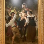 William-Adolphe Bouguereau (French, 1825-1905), 'Return from the Harvest,' 1878. Oil on Canvas. Cummer Museum of Art and Gardens