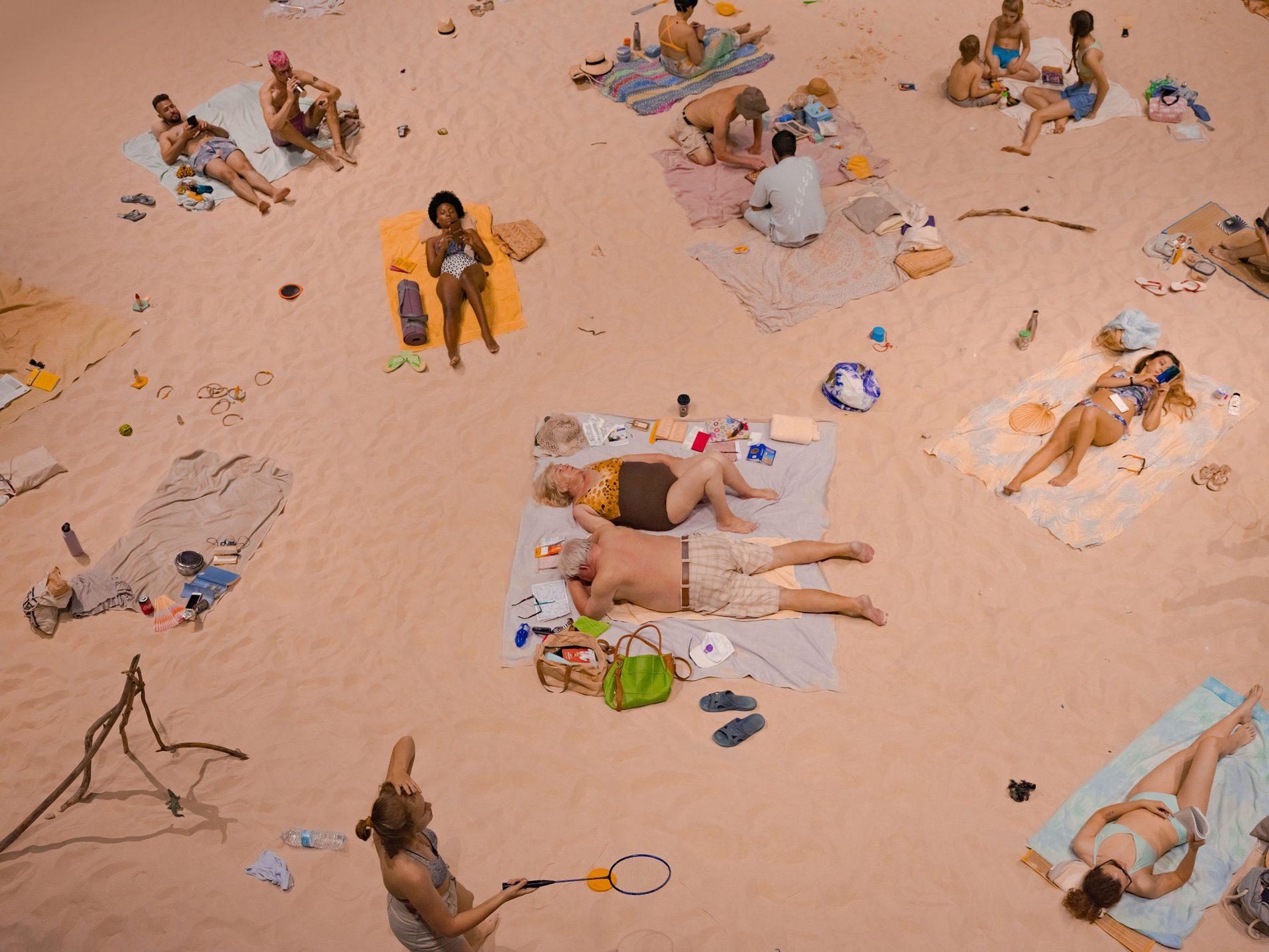 Sun & Sea, Photo: Ilaria Orsini