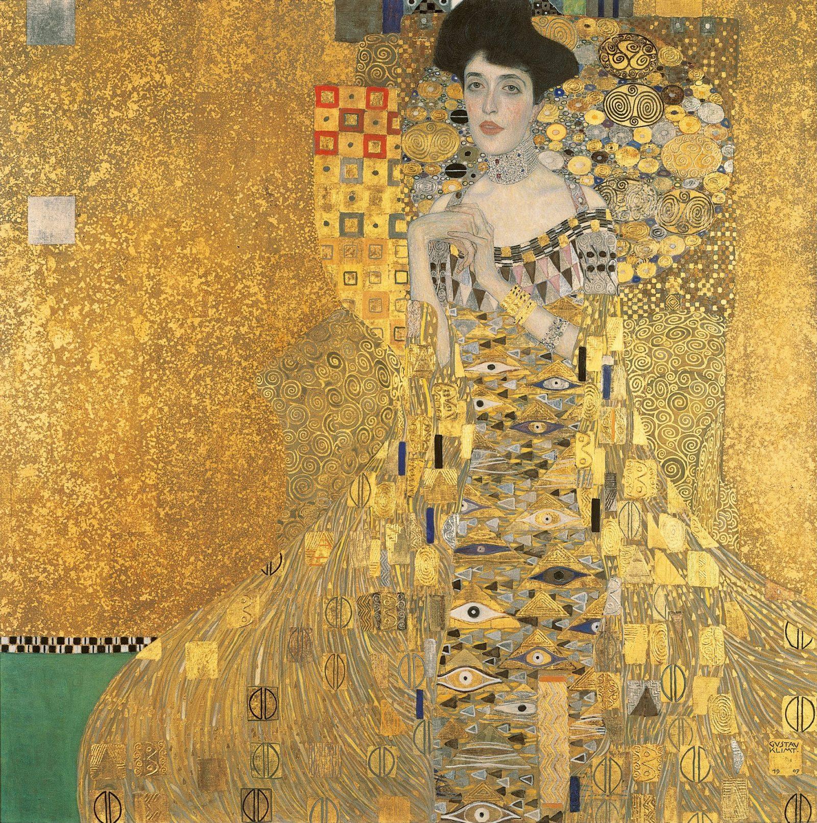 Neue Galerie New York - _Adele Bloch Bauer I_ 1903_1907_on Google Arts & Culture